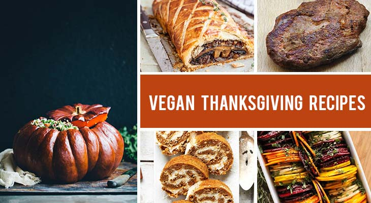 10 Vegan Thanksgiving Recipes with a WOW Factor