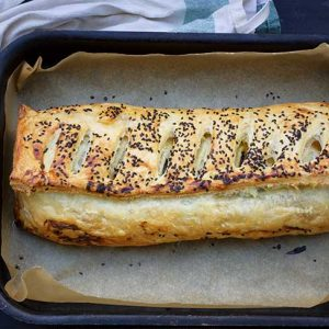 Vegan Wellington placinta