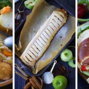 german cuisine food guide BUCATARIA GERMANICA