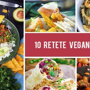 10 Retete vegane ieftine - ideale pentru familii si studenti