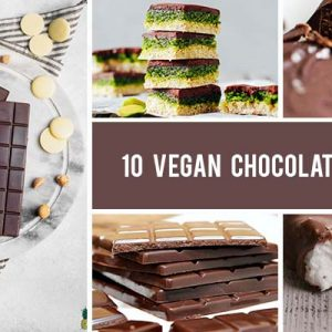 10 Vegan Chocolate Recipes You Can Easily Make At Home