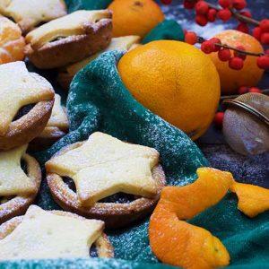 Vegan Mince Pies festive christmas recipe placintele cu fructe uscate mince pies