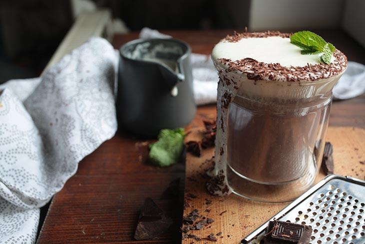 how to make vegan hot chocolate homemade