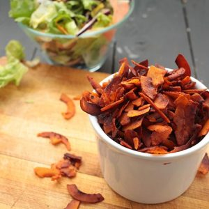 vegan coconut bacon recipe