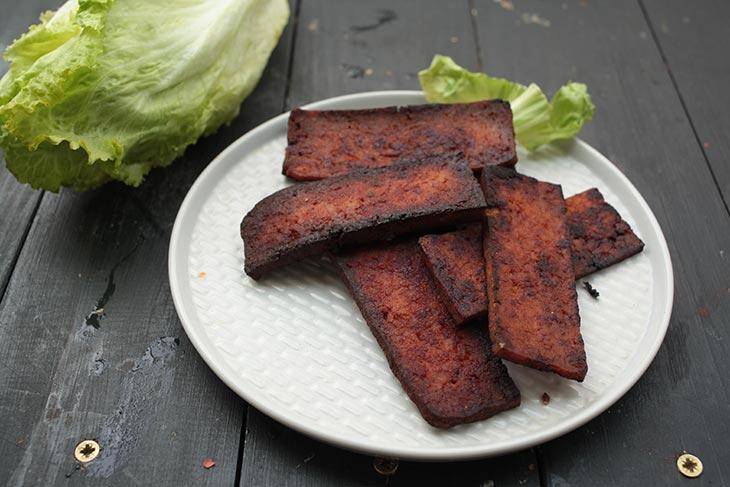 vegan tofu bacon recipe