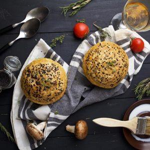 Mushroom Pot Pie cu ciuperci placinta