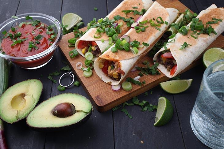vegan taquitos recipe