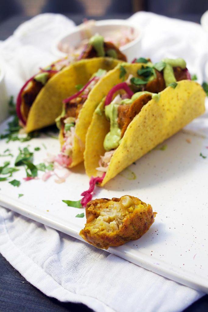 Cauliflower tacos recipe taco cu conopida