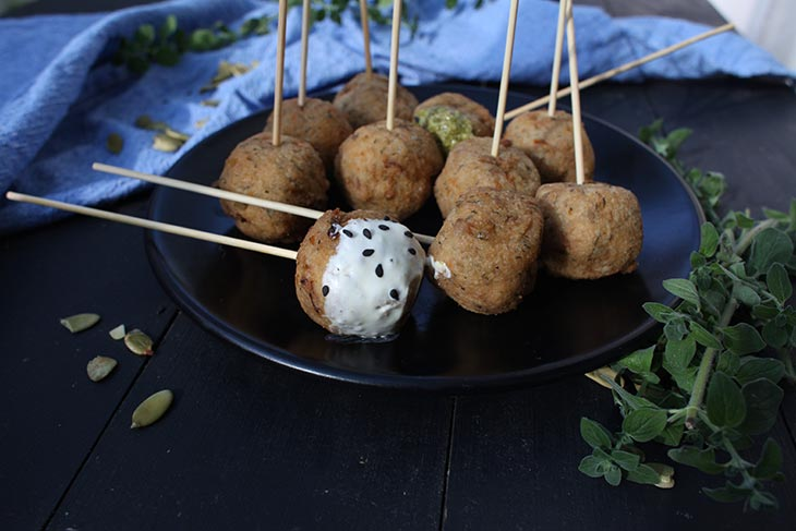 Quinoa Balls recipe