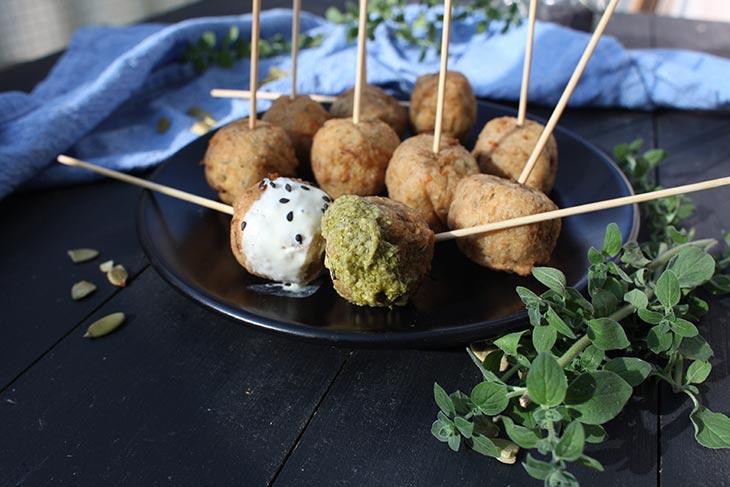 easy Quinoa Balls