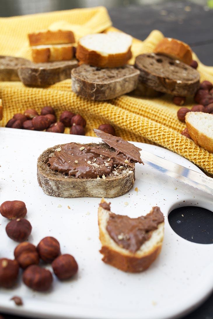 cum sa faci Nutella de casa
