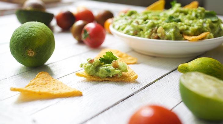Best Ever Guacamole avocado dip