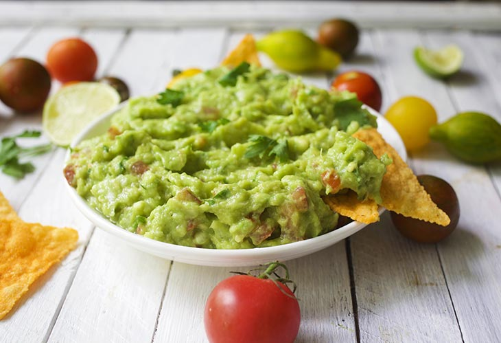 Best Ever Guacamole avocado spread