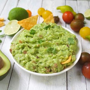 Best Ever Guacamole recipe