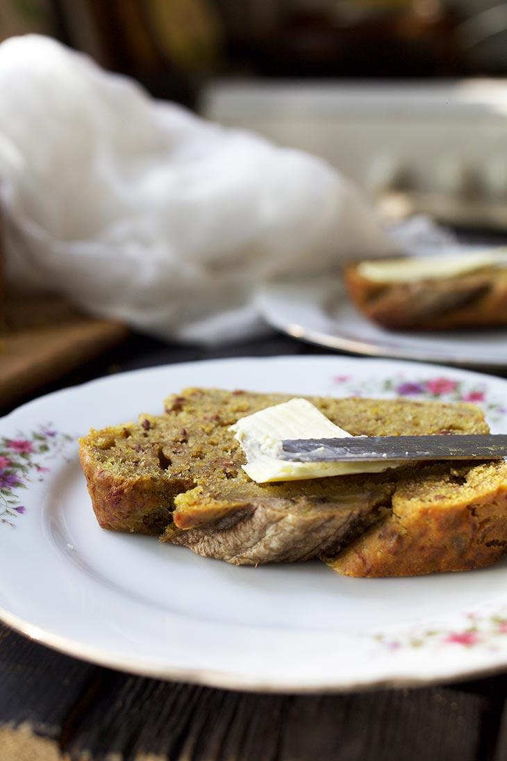 how to make Vegan Banana Bread