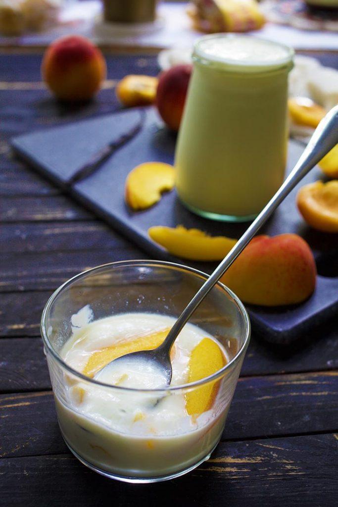 vegan yogurt recipe iaurt vegetal