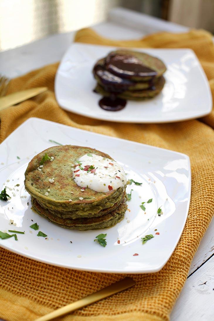 reteta Clatite cu avocado