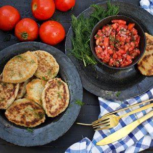 potato pancakes recipe clatite de cartofi reteta