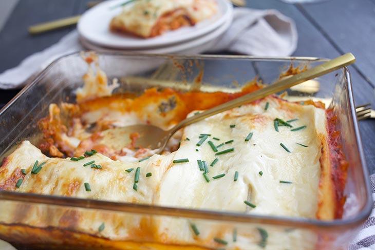 Vegan Cabbage Lasagna keto recipe