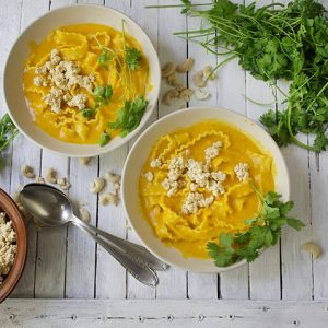 Vegan Lasagna Soup supa lasagna reteta