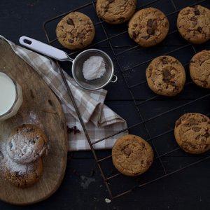 Vegan Pumpkin Cookies biscuiti cu dovleac reteta