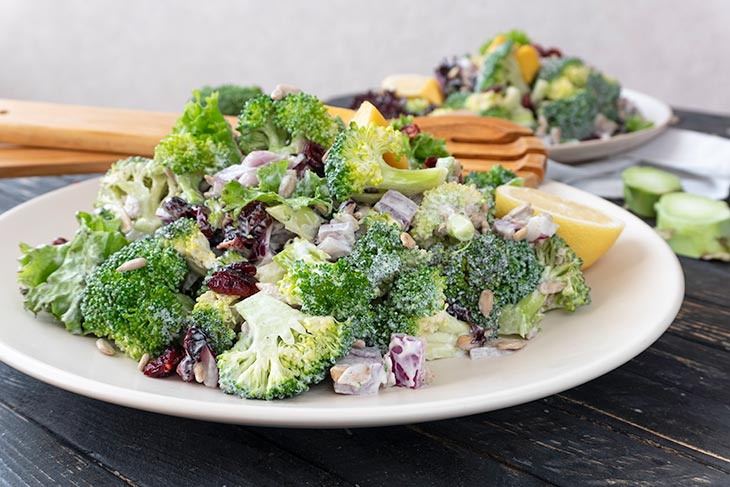 Broccoli Salad keto low carb