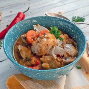 Vegetarian Irish Stew tocanita irlandeza reteta vegana