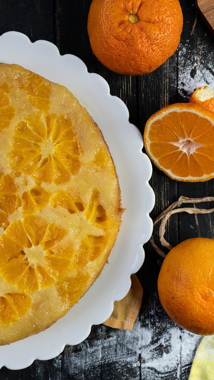 how to make Citrus Upside Down Cake
