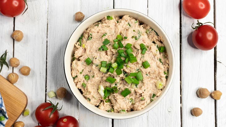 Faux Tuna Salad