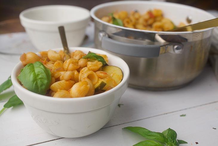 Pasta Fagioli italian recipe
