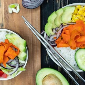 Vegan Poke Bowl Recipe