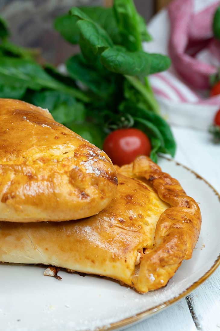 Vegan Calzones Recipe