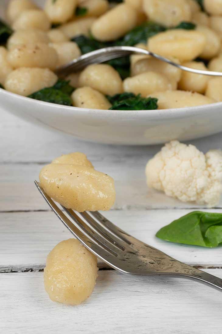 Vegan Cauliflower Gnocchi recipe