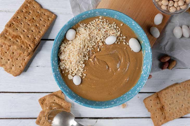 Dessert Hummus dulce