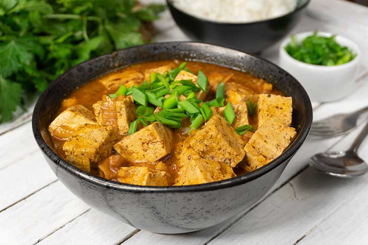 How to make Vegan Mapo Tofu