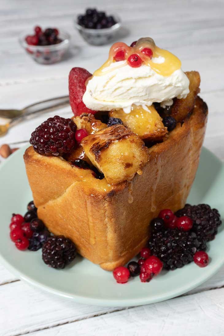 how to make shibuya toast