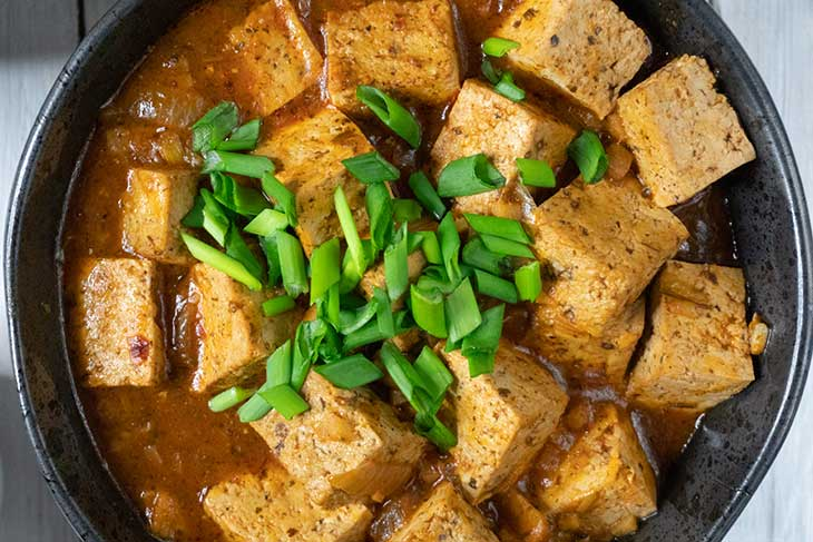 Vegan Mapo Tofu recipe