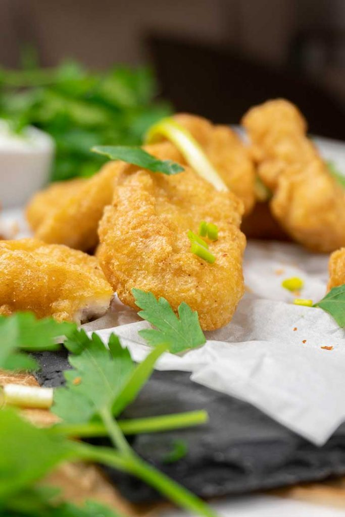 Chick'n Tofu Nuggets Recipe