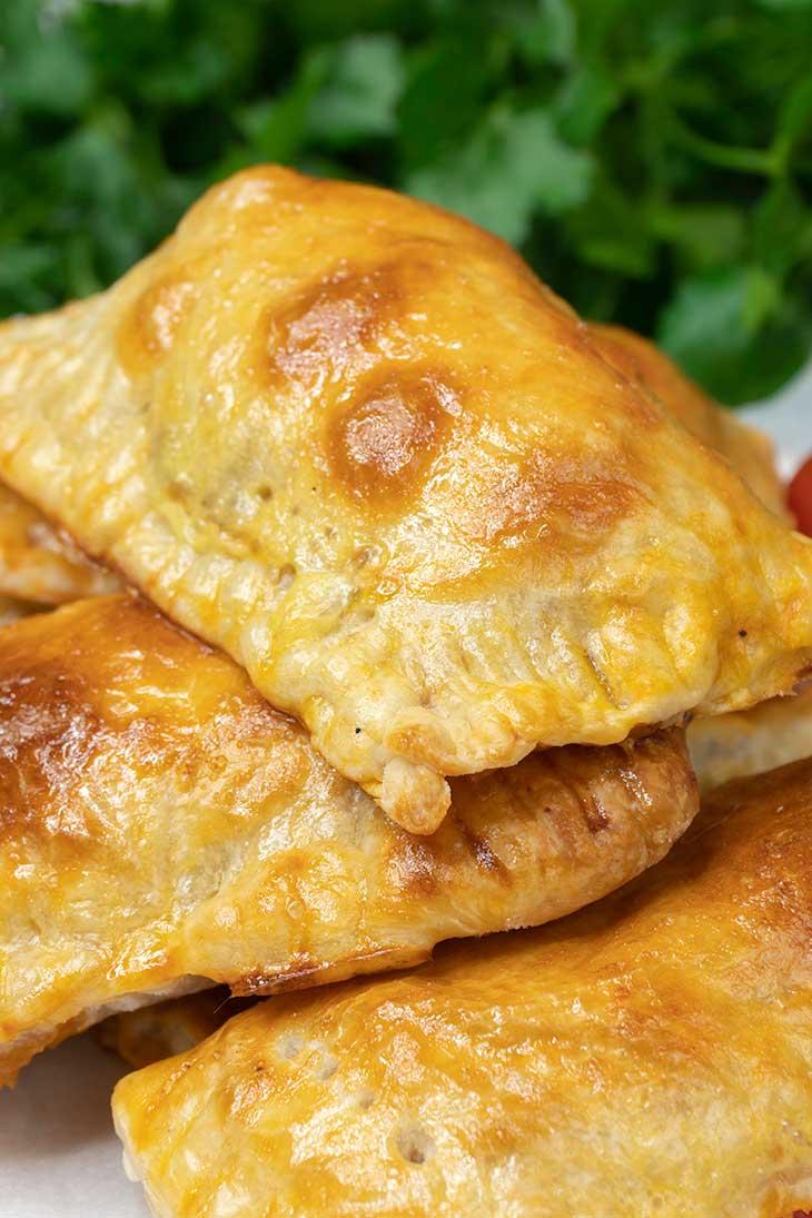 Pastry Pizza Hot Pockets Recipe