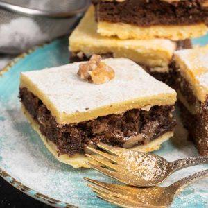 Vegan Chocolate Pie placinta cu ciocolata reteta