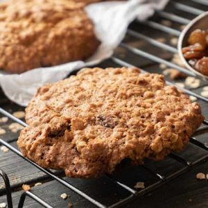 Vegan oatmeal cookies biscuiti cu ovaz