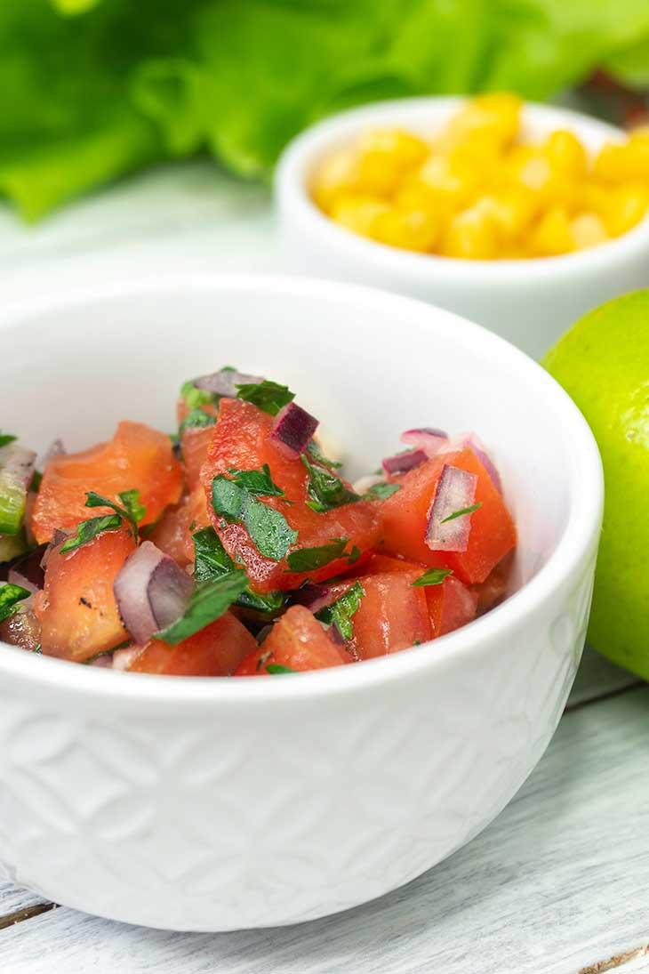 sos salsa pentru taco bowl