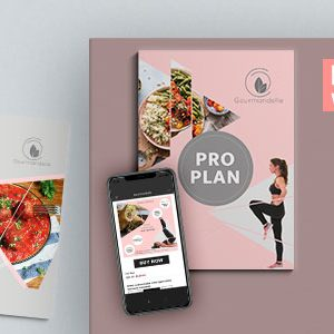personalized meal plans and workouts