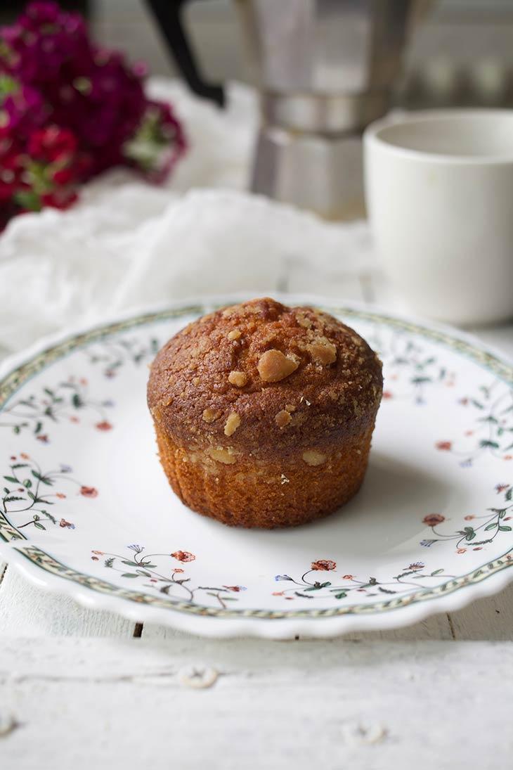 Banana Bread Muffins Dessert