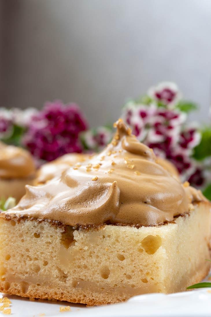 Dalgona Coffee Cake Recipe
