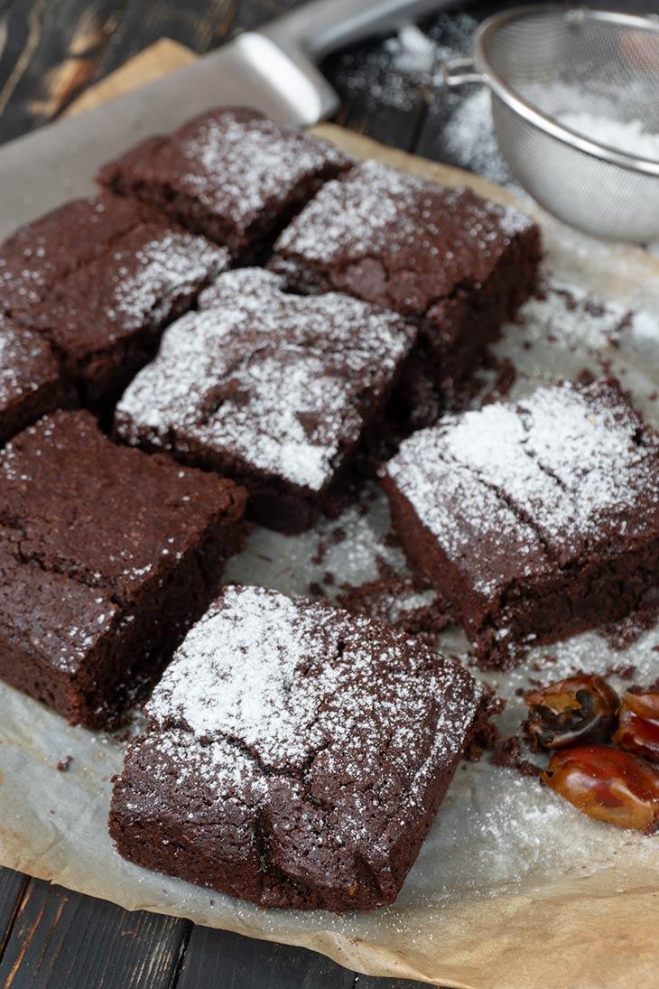 Protein-Power Black Bean Brownies Recipe