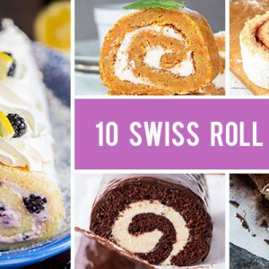 10 Swiss Roll Recipes That Will Impress Your Guests