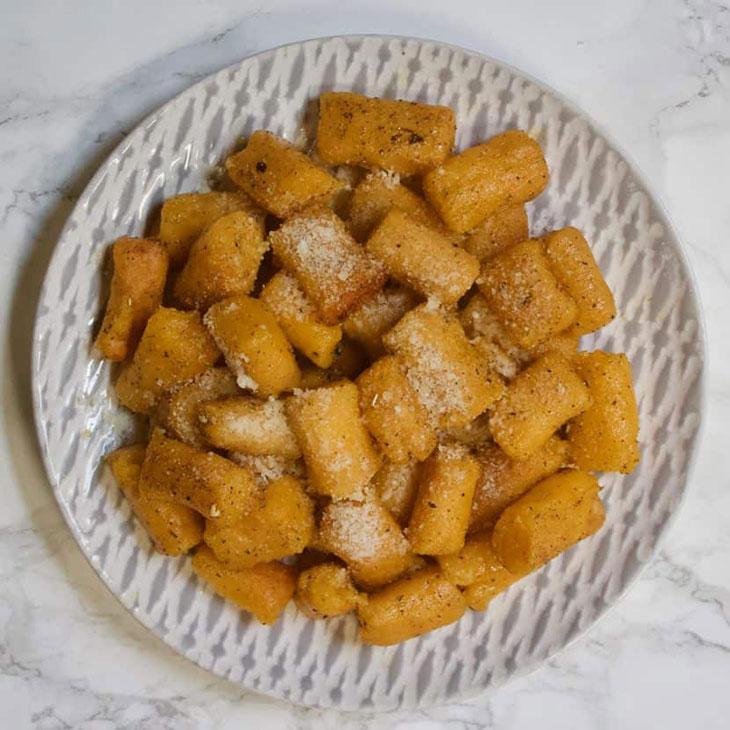 2-Ingredient Butternut Squash Gnocchi