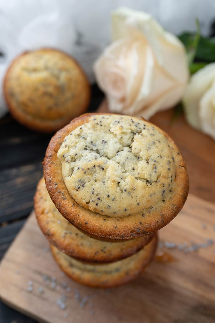 Poppyseed Muffins healthy