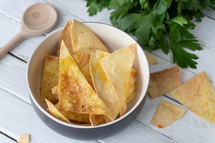 chipsuri tortilla de casa
